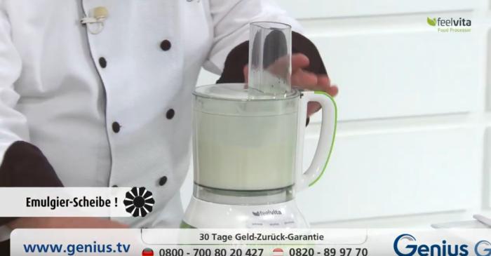 Genius Küchenmaschine
